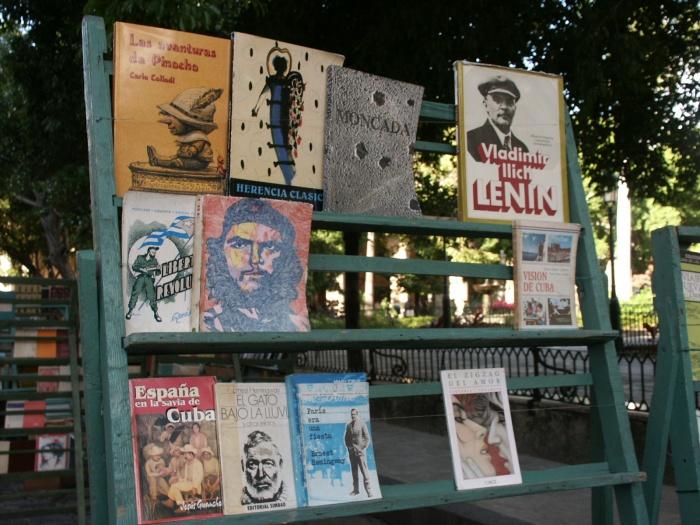 A book stall