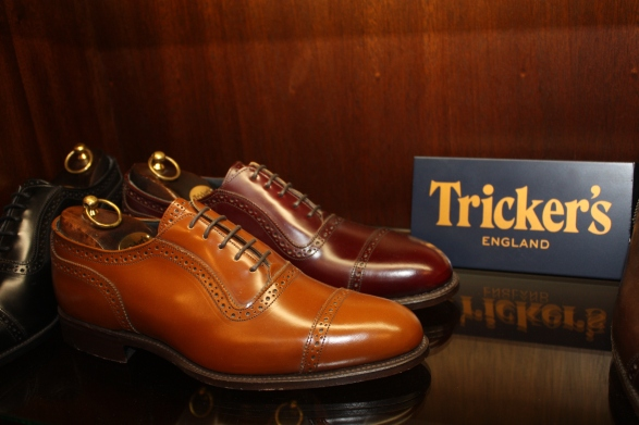 Trickers shoes 2